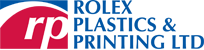 Rolex Plastics and Printing Victoria Logo